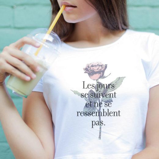 Tシャツグラフィック